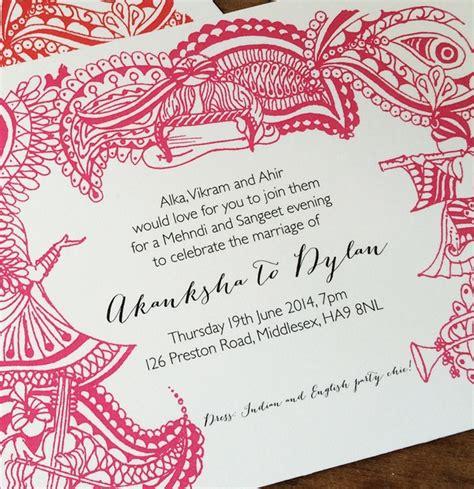Bespoke Wedding Invitations by Bespoke Wedding Invitations By Emily Jo