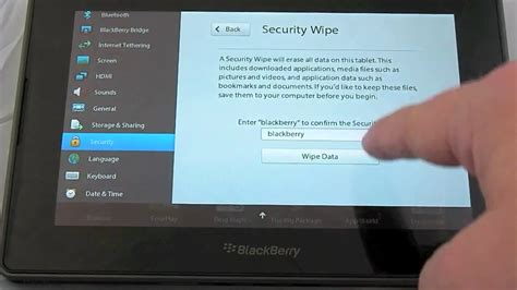 reset hard blackberry playbook how to reset blackberry playbook how to solve samsung
