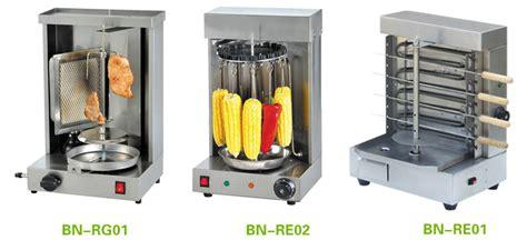 Small Grill Machine For Home Stainless Steel Shawarma Machine Electric Shawarma Kebab