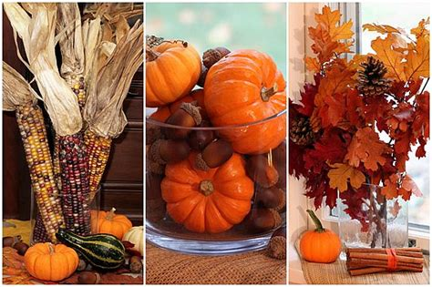 easy to make fall decorations easy fall decor