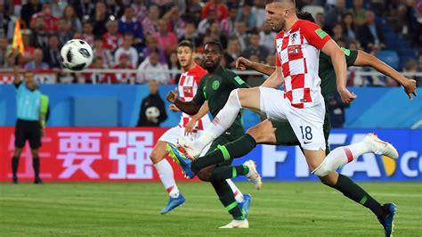 vs russia world cup fifa world cup russia 2018 croatia vs nigeria 1280x720