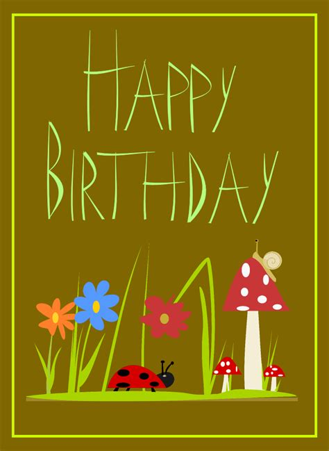 birthday cards free printable happy birthday cards free happy birthday