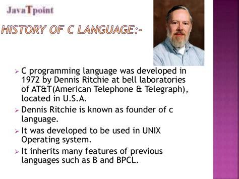 tutorial c programming language c programming language tutorial