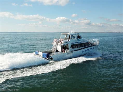 catamaran boat builders batavia boat builders aluminium catamaran commercial