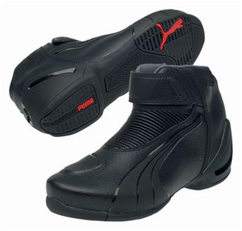 stephgoulet puma flat   gtx boots moto road