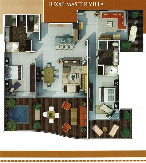 grand luxxe spa tower floor plan grand luxxe riviera maya vacationrentals com