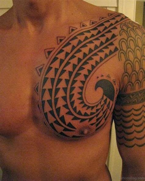 amazing chest tattoos 34 cool celtic tattoos on chest