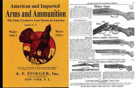 guns ammunition and tackle classic reprint books cornell publications stoeger 1930 arms ammunition