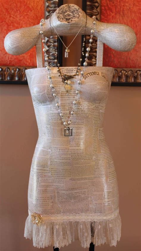 shabby chic dress dress form and chic dress on pinterest