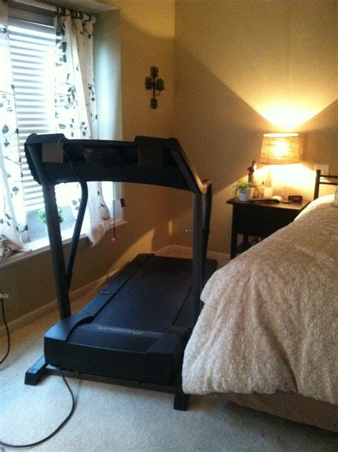treadmill in bedroom what s your winter walking plan the weight of my weight
