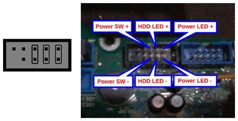Merk Hp Vivo Berasal Dari Mana mengenal front panel motherboard power istana media