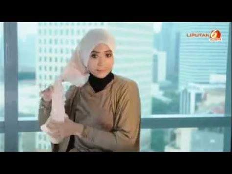 tutorial hijab syar i untuk akad nikah tutorial hijab segiempat untuk acara akad nikah natasha
