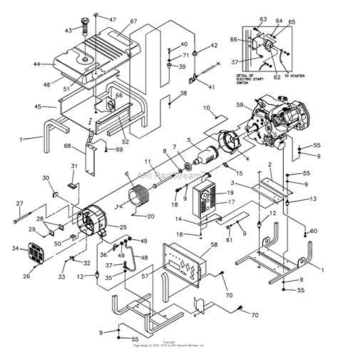 generac ex l 10000 wiring schematic wiring diagram with