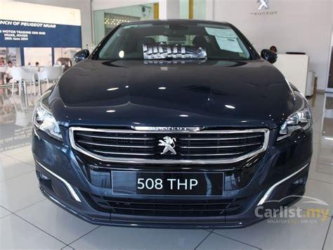 peugeot sedan 2016 price peugeot 508 2016 thp 1 6 in johor automatic sedan others