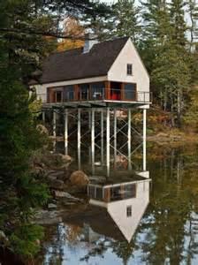 small house on stilts lake house on stilts stilt houses pinterest lakes