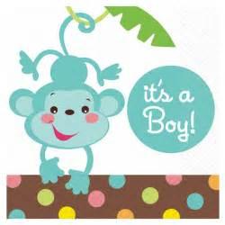 baby shower monkey theme baby shower