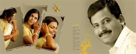 Kerala Wedding Album Design Pages by Rad Photography Kerala Wedding Photography Palakkad
