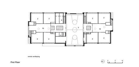 Floor Plans For Classrooms by Montessori Waalsdorp De Zwarte Hond Archdaily