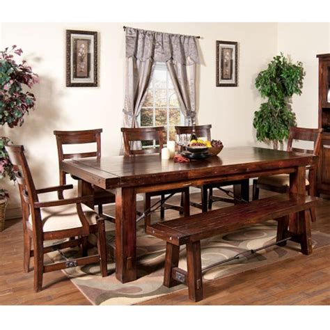 Waurika Dining Room Extension Table Waurika 11 Extension Table Set By Signature Design