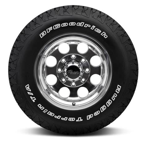 bfg rugged terrain sizes new p235 75r16xl bf goodrich rugged terrain t a tire 109 t set of 4 ebay