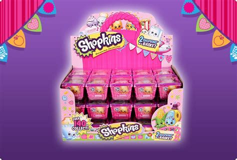 Shopkins 2pk Blind Bag Series 1 shopkins season 2 blind baskets rumored to be out late