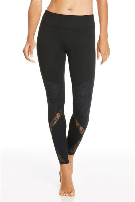 Legging Motif Sz M 1 clover legging fabletics