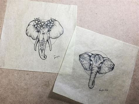 elephant yoga tattoo 25 best ideas about elephant tattoo design on pinterest