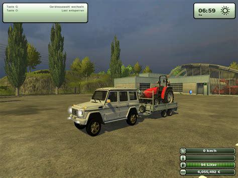 lada strobo mb g 500 v1 farming simulator 2013 mods