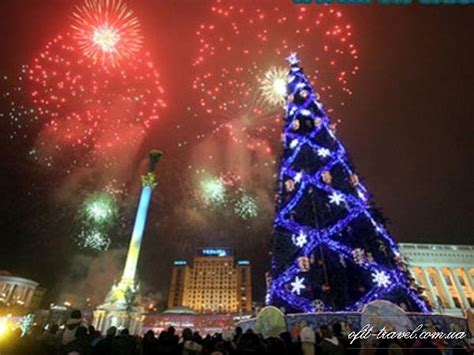 ukrainian new year new year in ukraine lviv kyiv ukrainian touroperator