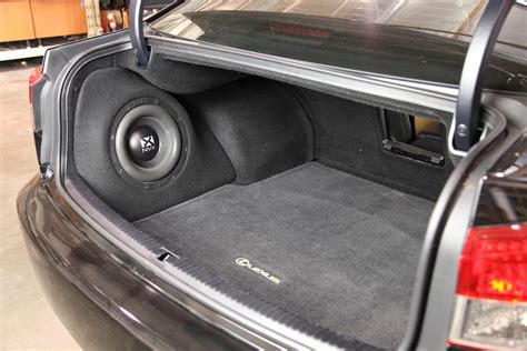 lexus isf sound is250 350 and isf audio upgrade nvx b o o s t box