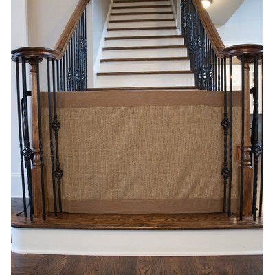 cheap banisters 17 best ideas about fabric baby gates on pinterest toddler gates baby videos and