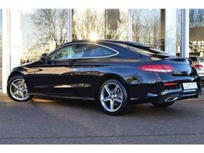 used 2016 mercedes c class diesel coupe c220d amg
