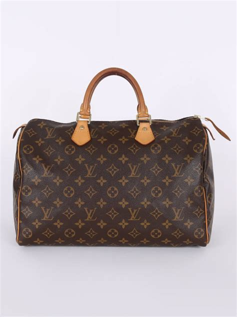 Ultra Exclusive Bags From Louis Vuitton by Louis Vuitton Speedy 35 Monogram Canvas Luxury Bags