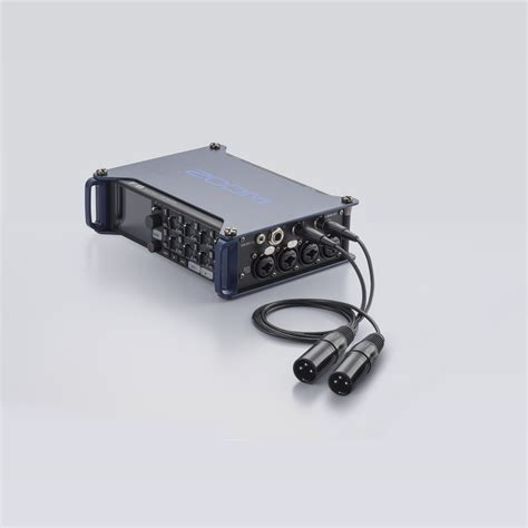 zoom sound f8 multitrack field recorder zoom