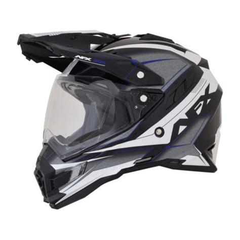 Helm Eiger afx fx 41 ds eiger helmet revzilla