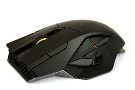 review asus rog spatha mouse gaming wireless untuk mmo jagat play