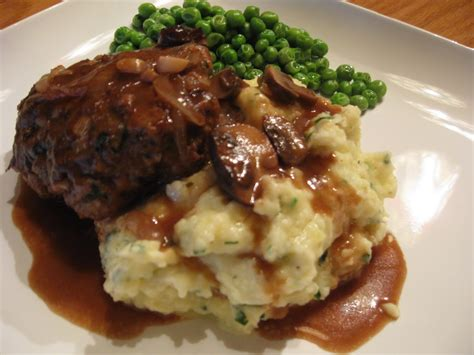 salisbury steak recipe dishmaps