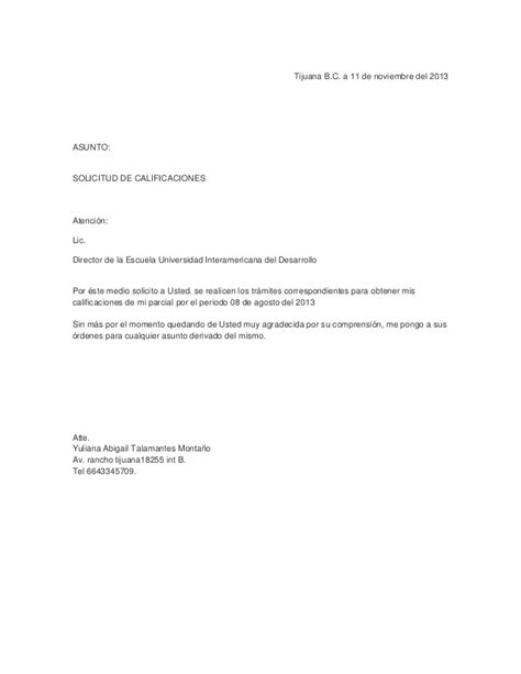 carta de solicitud 1