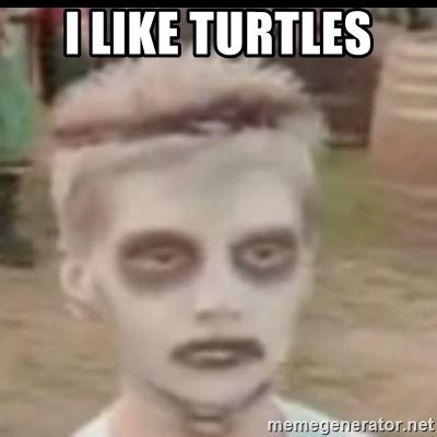 I Like Turtles Meme - was tiki right all along big blue interactive