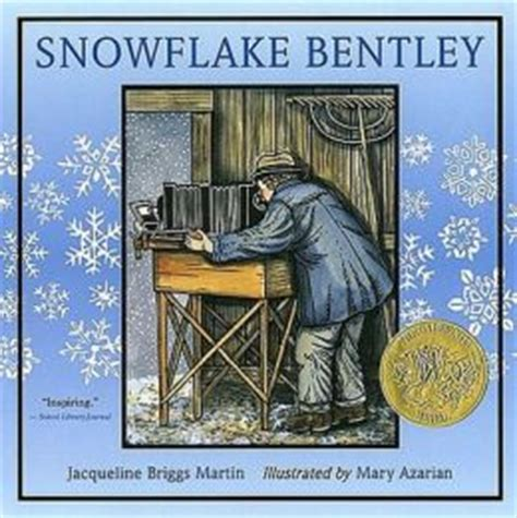 snowflake bentley monument snowflake bentley 4th grade book reviews by mrs hron s