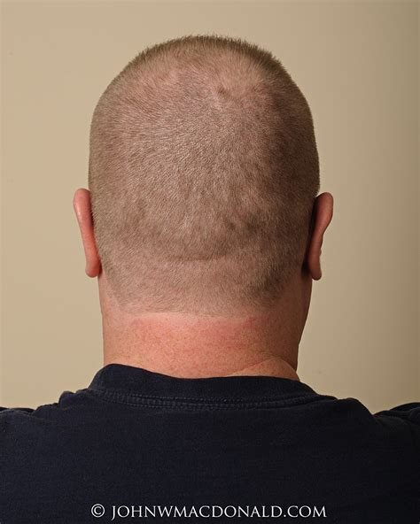 who to style back on head how to cut your own hair back of head