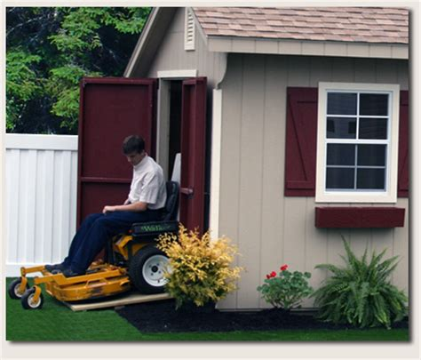 Lawn Mower Sheds by Lawn Mower Shed