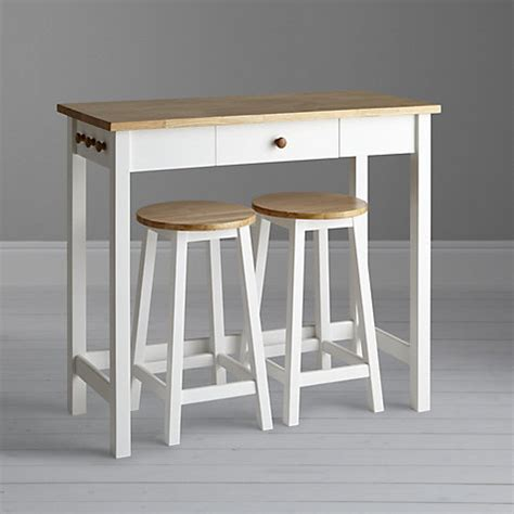 Lewis Kitchen Bar Stools by Buy Lewis Adler Bar Table Stools White Oak