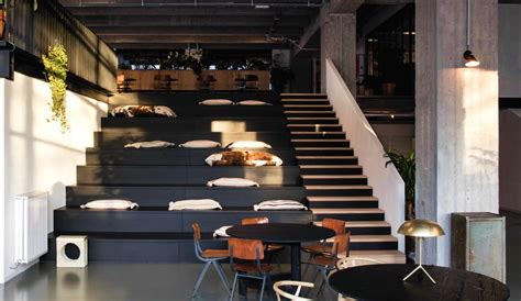 Informal Dining Room 8 Inspiring Co Working Spaces Azure Magazine