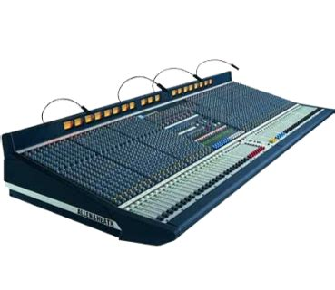 Mixer Allen Heath Ml 5000 allen heath ml 5000 32 4 8 2 pa en studio mixer no
