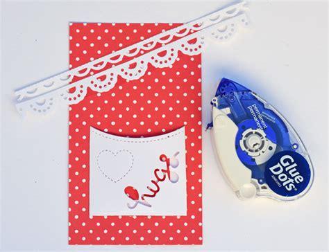 paper gift card holder template diy paper gift card holder