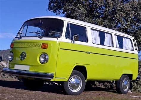 volkswagen hippie comprar furgonetas volkswagen hippie t1 y t2 antiguas de