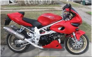 1998 Suzuki Tl1000r Sportbike Rider Picture Website