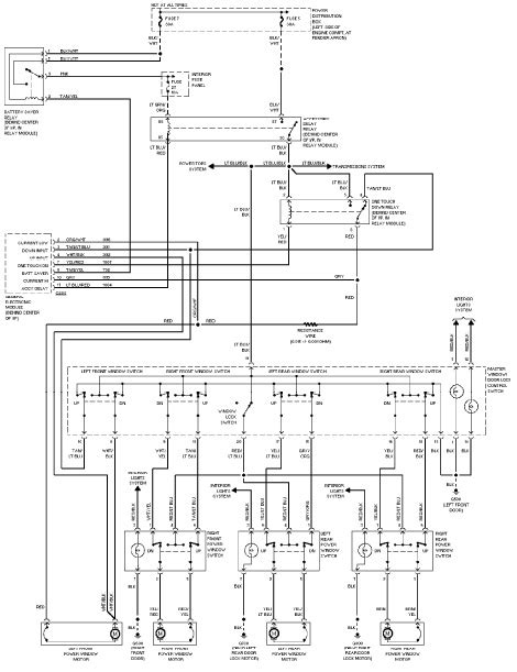 2004 ford escape trailer wiring diagram ford circuit
