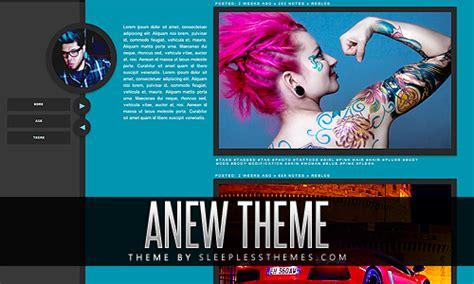 themes tumblr free cool sleepless themes